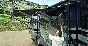 RV Camper Trailer Carefree Carriage Travel'r 17.6' Awning ...