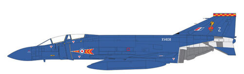 Airfix #06017 1//72 McDonnell Douglas Phantom FGR2