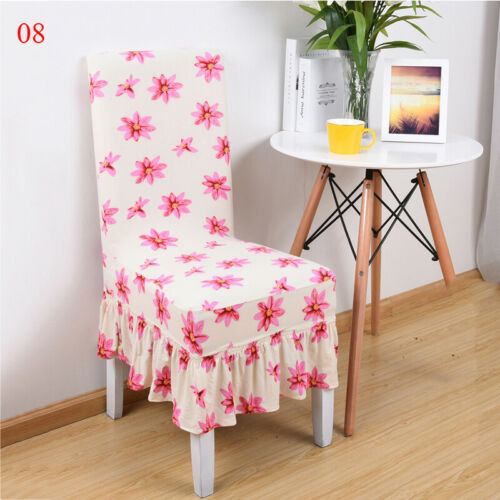 Table Seat Cover Home Office Full Package Stool Set Cotton Decorative Pattern