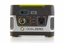 Goal Zero Yeti 150 Solar Generator 110V Power Pack Recharger