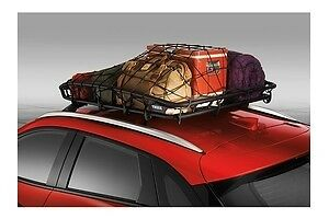 Mazda-CX-3-9-Thule-Canyon-Roof-Basket-with-Stretch-Cargo-Net-OE-OEM-0000-8L-Z12
