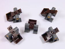 LEGO mini catapult x5  shooter weapon for minifigures cannon castle knight
