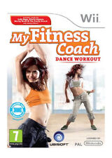 My Fitness Coach Dance Workout Wii Fitness, Tonic Latin Dance, Boxing & Aerobic