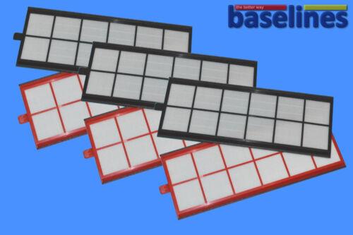 Sparset 3 x orginal Filter Zehnder Comfoair 350 o.550 - 1x G4, 1 x F7