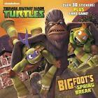 Bigfoot's Spring Break (Teenage Mutant Ninja Turtles) by Random House (Paperback, 2016)