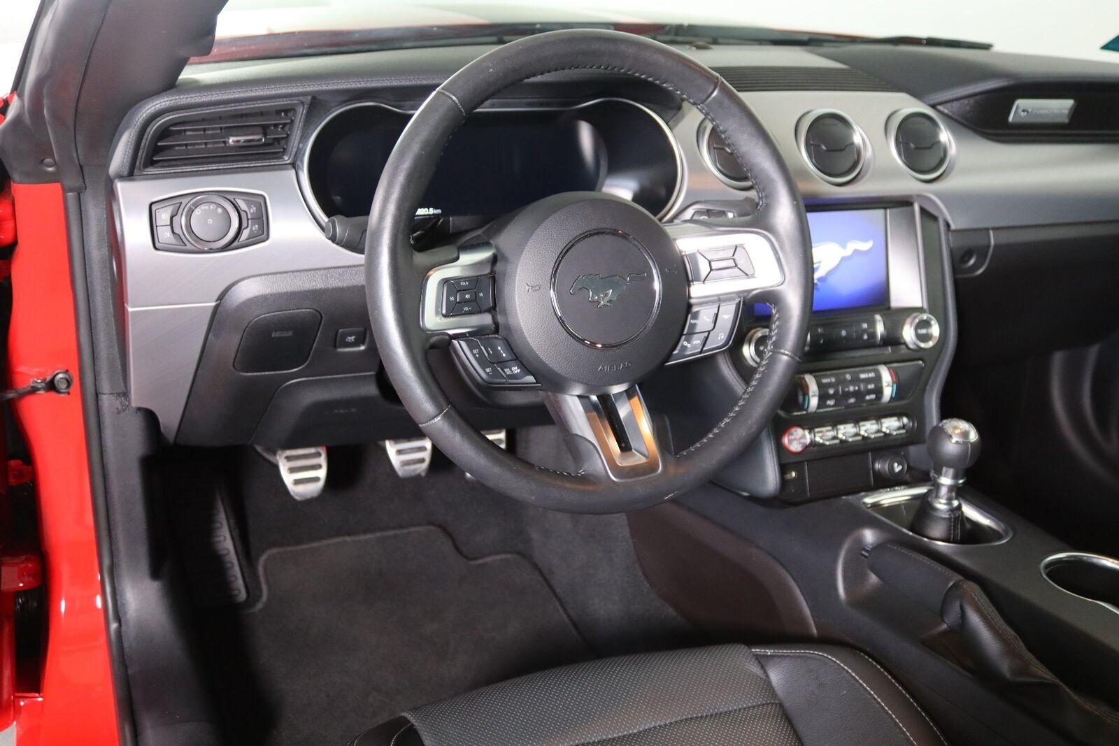 Ford Mustang 5,0 V8 GT Fastback - billede 7
