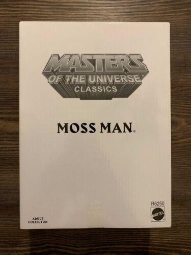 MOTUC MASTERS OF THE UNIVERSE CLASSICS NEW FIGURES FIRST ISSUE NIB SEALED MOTU