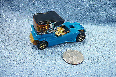 Hot Wheels SEMI-FAST 1998 Truck Blue/Black/ Gold Made in Thailand | eBay
