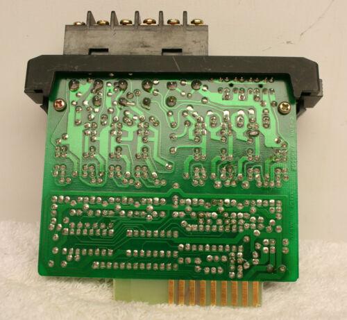 GE Fanuc  IC610MDL111 IC610MDL111A   Input Module