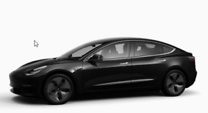 Tesla  Model  3  FULL  Self-Driving