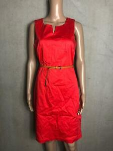 Vero Moda Elegantes Kleid In Rot Pekaya Neu Gr 36 S 1232a Ebay