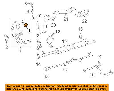 MERCEDES OEM 14-17 Sprinter 2500 3.0L-V6 Exhaust System ...