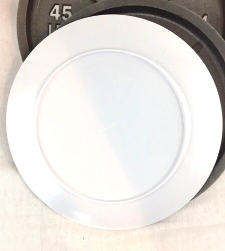 Weight Plate Dinnerware NEW One More Fitness