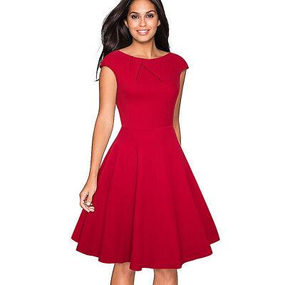 Vestidos Ropa De Moda Para Mujer Largos Casuales De Fiesta Encaje Blancos Rojos Ebay