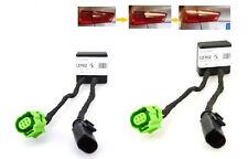 Adapter Modul semi dynamische Blinker Laufblinker Plug&Play Audi A6 4G C7 Limo
