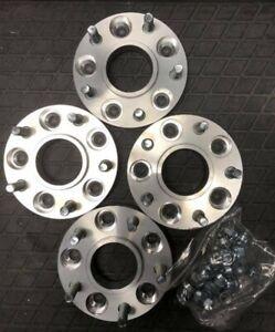 LugMan Wheel Adapters 5x114.3 to 5x120 Custom Hub-centric ...