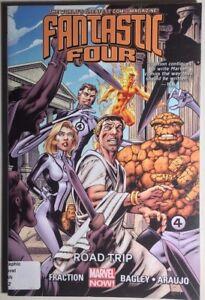 FANTASTIC FOUR 2 Road Trip (2013) Marvel Comics TPB 1st