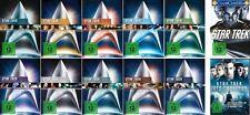 12 DVDs * STAR TREK - KINOFILME 1-12 (EINZELN) IM SET # NEU OVP +