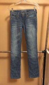droite femme Cool Pantalon Authentic jambe Taille Nouveau Casual pour 24 à Robin's Jean vxTX8n