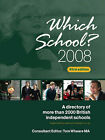 Which School?: 2008 by John Catt Educational Ltd (Paperback, 2007)