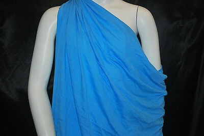 Micro Modal Supima Cotton Knit Jersey Ecofriendly High end  Fabric Malibu  5 oz