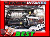 K&n+black Red 95-00 Dodge Stratus/chrysler Sebring/cirrus 2.5l Long Air Intake 2