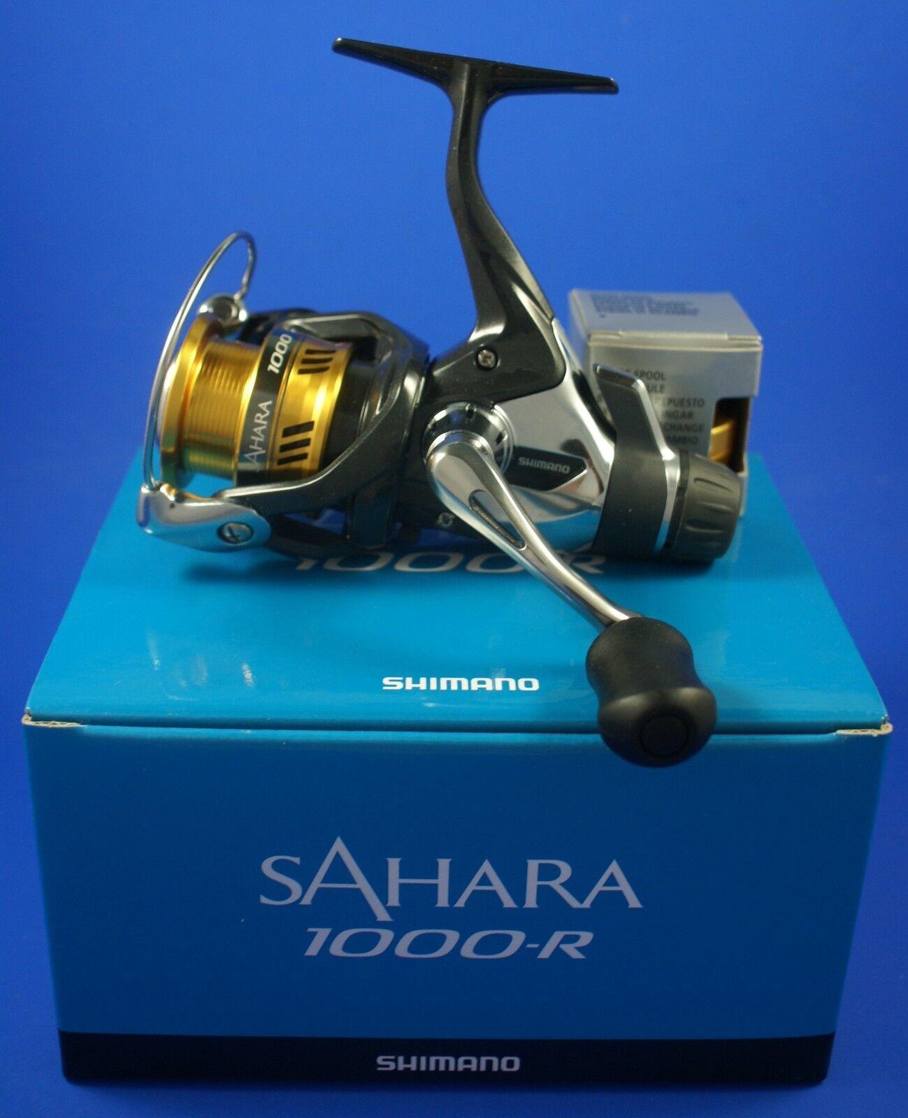 Shimano Sahara 1000 R    SH1000-R    Trasero Arrastre Reel De Pesca