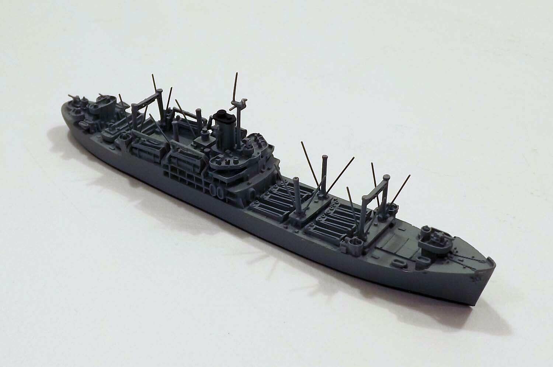 Neptun 1392 US Attack Transport Bayfield 1944 1 1250 Scale Model Ship