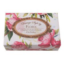 Florex Vintage Jabón De Leche De Oveja Orquídea 150 G