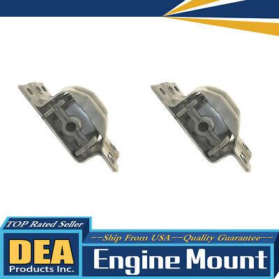 DEA 2pcs Engine Mount Front Left+Right For 1987-1988 Chevy V10 Suburban V8 5.7L