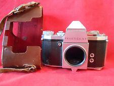 Spiegelreflexkamera PRAKTICA  IV F für Ersatzteile für Basteln Defekt