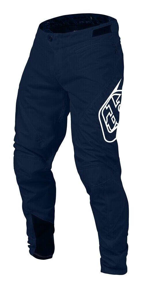 Troy Lee Designs Mountain Bike Downhill et BMX Sprint Pantalon-Bleu Marine