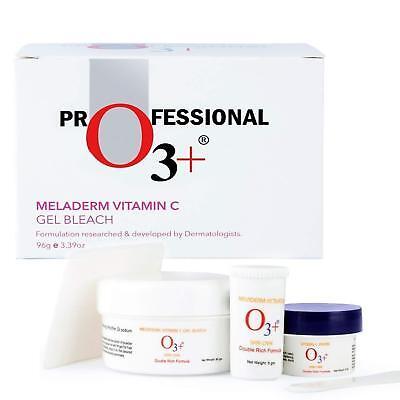 Meladerm Vitamin C Gel Bleach Free Shipping via Indiapost O3 96gm