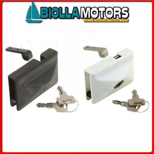 0344520 SERRATURA MOBELLA SECURE BLACK Serratura Mobella Secure