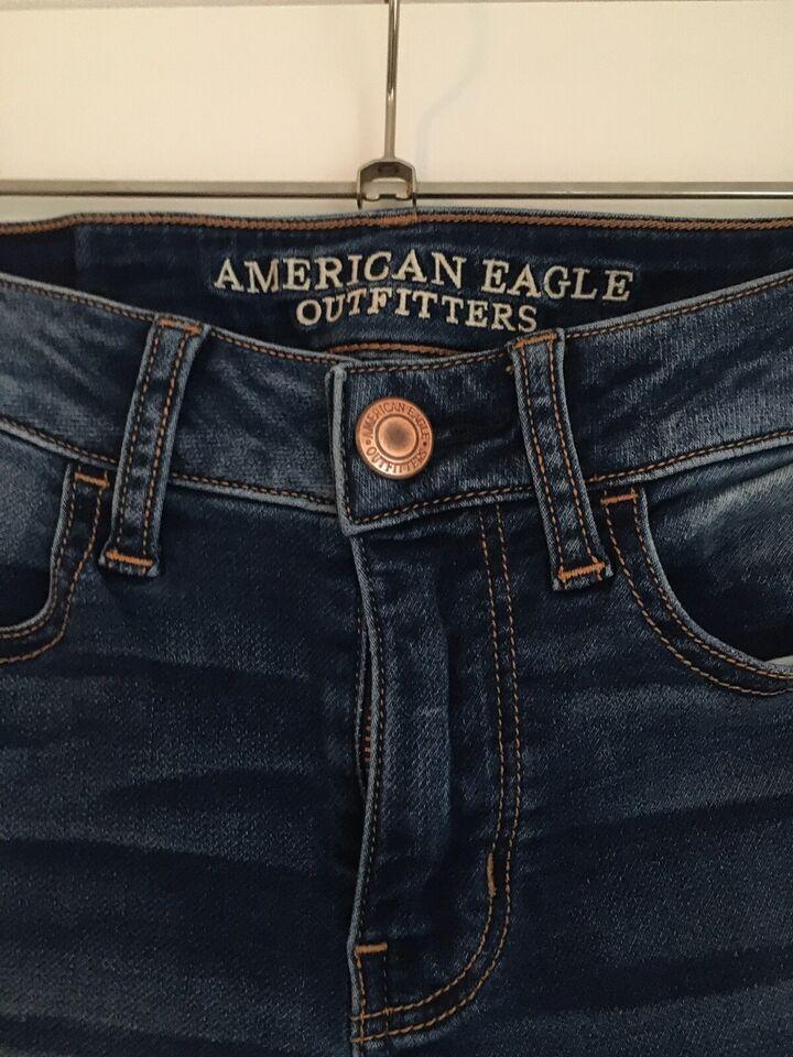 Jeans, American Eagle, str. findes i flere str.