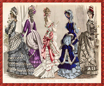 3255.French Vintage New Ideas Fashion dresses POSTER.Room Home art decoration