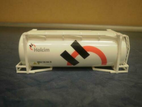 AWM SZ 20 ft.Tank-Container Holcim 766 111