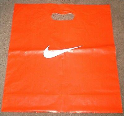 Authentic Nike Orange Ping Bag Size