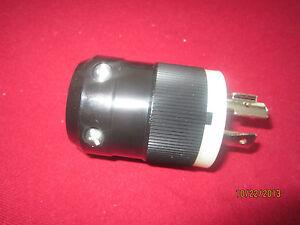 4 Prong Male Trolling Motor Plug Marinco P Vpb Ebay