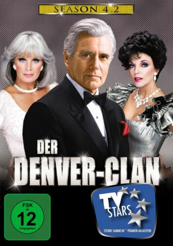 1 von 1 - John Forsythe - Der Denver-Clan - Season 4, Vol. 2 [4 DVDs] /0