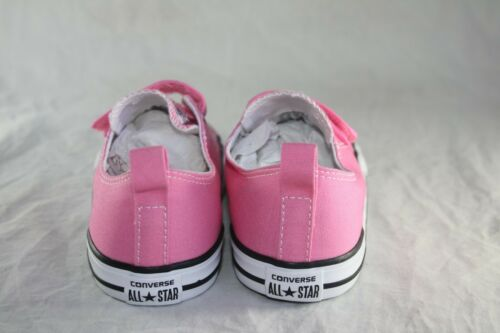 TODDLER CONVERSE 2 STRAP 709447F PINK CANVAS CASUAL SHOE