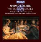 Banchieri Vezzo Di Perle Music CD 2000