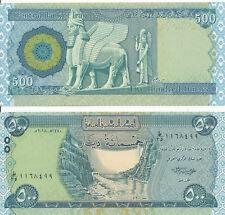 Irak / IRAQ - 500 Dinars 2018 UNC - Pick New