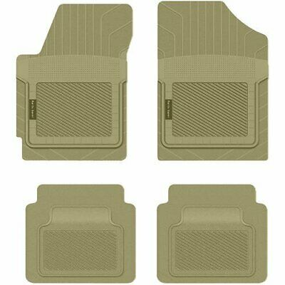 PantsSaver Custom Fit Car Mat 4PC 0602143 Tan