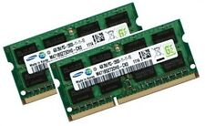 "2x 4GB 8GB RAM 1600 Mhz MacBook Pro 9,2 MD103D/A 2,30 GHz 15,4"" Apple DDR3 i7"