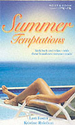 (Good)-Summer Temptations: Casey/Blame It On Texas (Mills & Boon Special Release