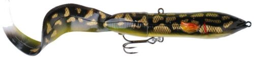 Farbauswahl // Slow sinking NEW Savage Gear The 3D Hard Eel 17 cm 40 g