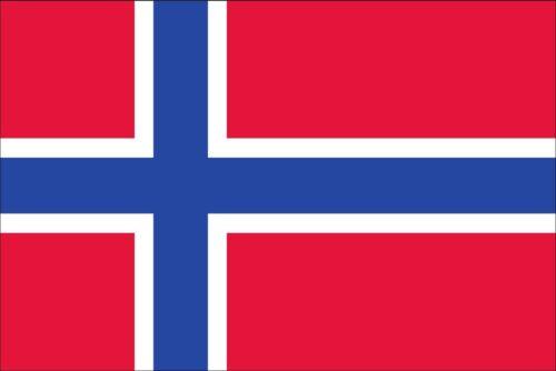 100 x 150 cm Flagge Norwegen 110 g//m² ca