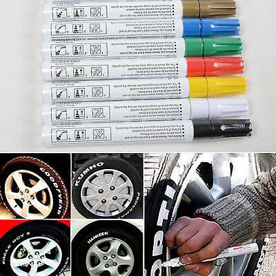 Hot Sale Waterproof Permanent Paint Marker Pen Car Tyre Tire Tread Rubber Metal