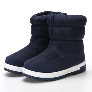Girl-s-Winter-Snow-Boots-Waterproof-Kids-Cold-Weather-Faux-Fur-Lined-Shoes